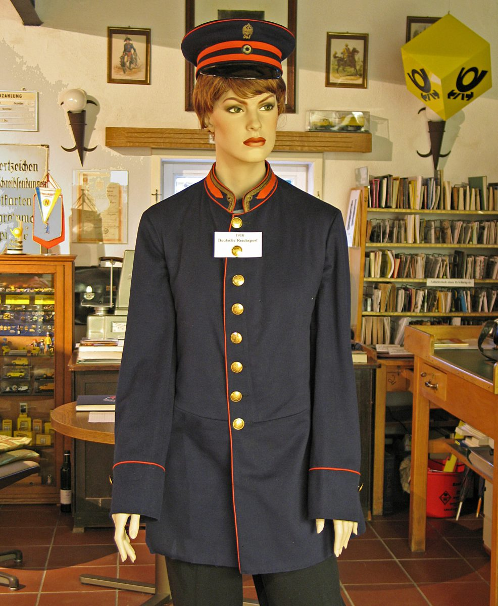 Alte Post Uniform
