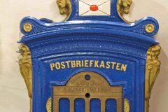 Historischer Briefkasten