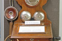 Historisches Telefon